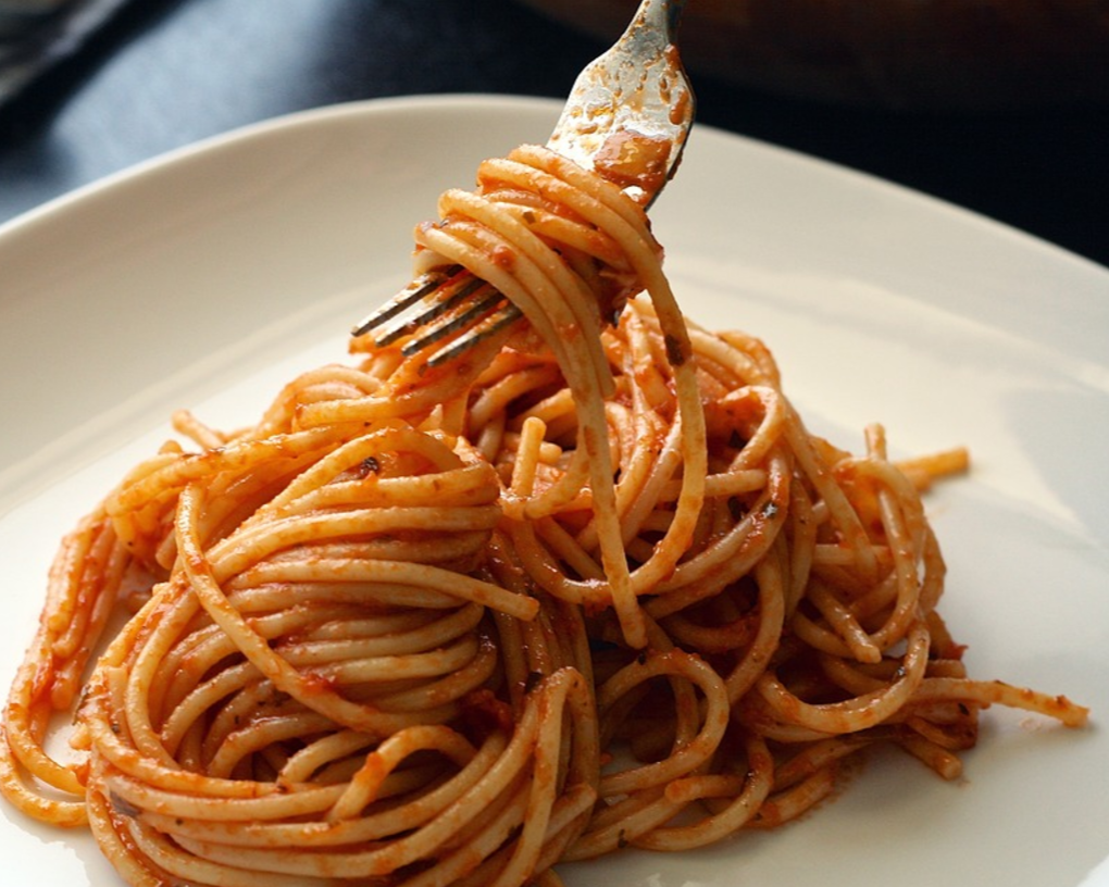 Gluten Free Guide to San Francisco includes pasta