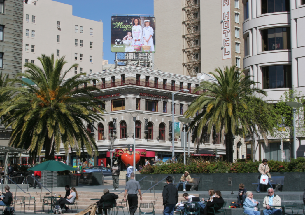 Gluten Free Guide to San Francisco includes this Union Square spot