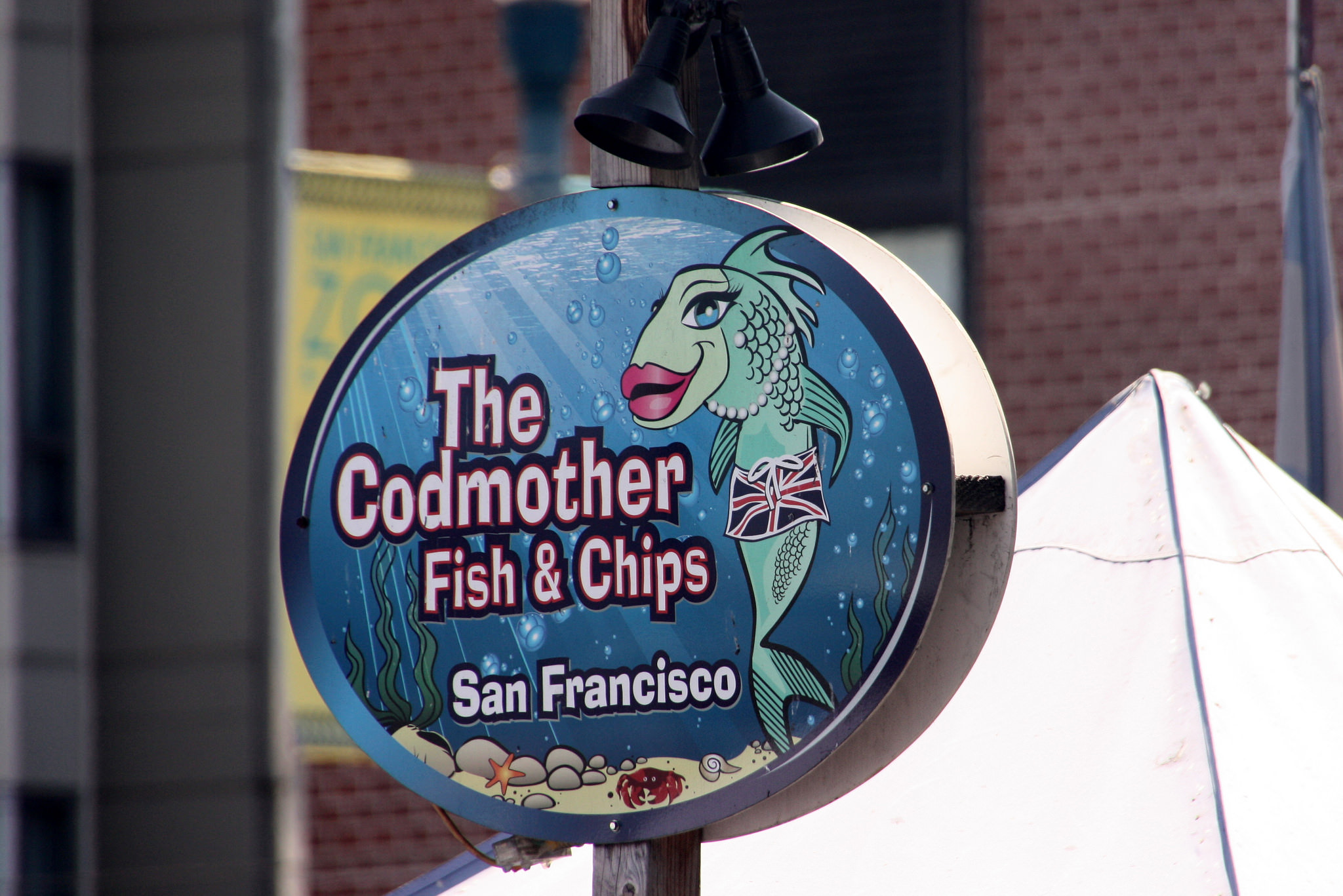 Codmother is one of the 5 must try Fisherman's Wharf restaurants