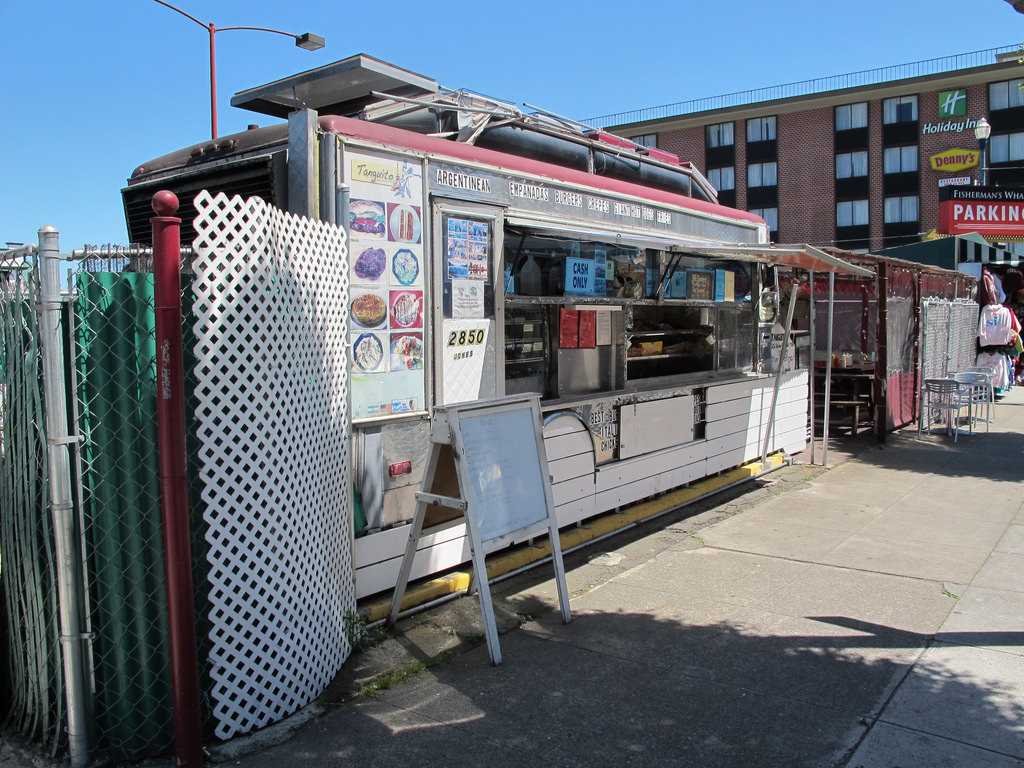 Tanguito is on of 5 Must Try Fisherman's Wharf Restaurants: