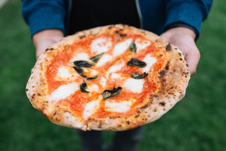Mozzeria best pizza in san francisco