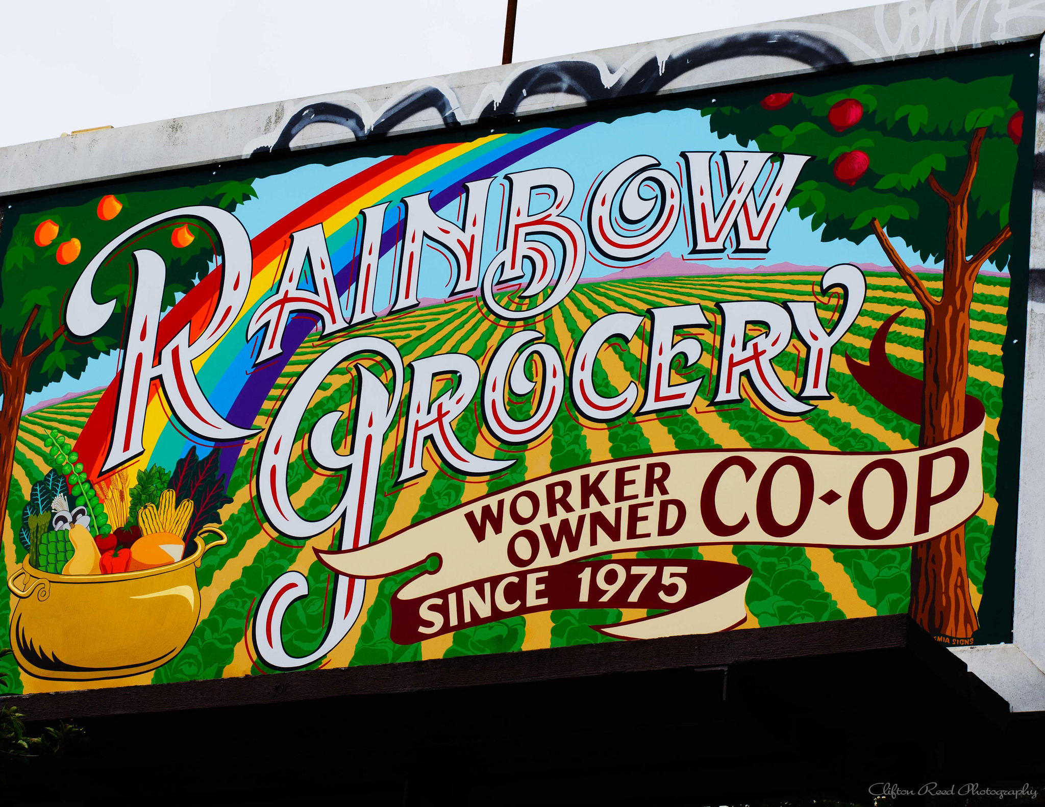 Rainbow Grocery in the Mission is on the list of 5 Places For Eating Healthy in San Francisco
