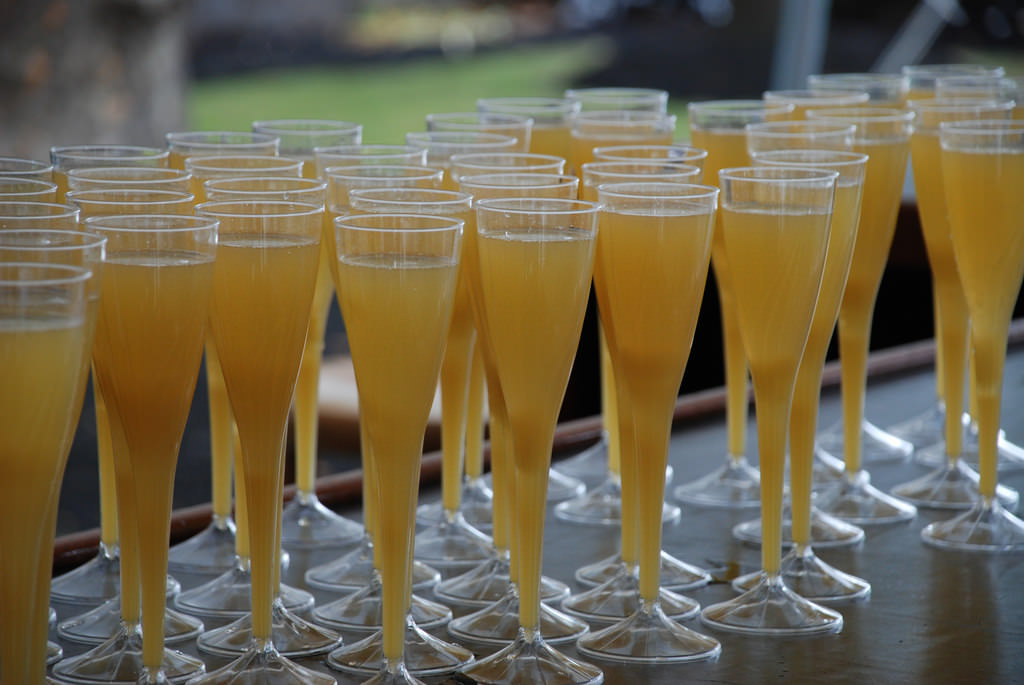Mimosas at District San Francisco's 10 Best Buffets