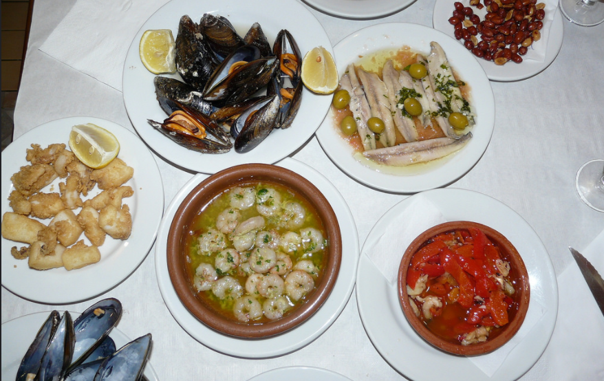 A spanish buffet made our list of San Francisco's 10 Best Buffets