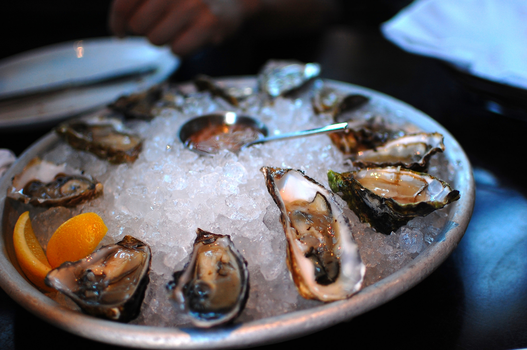 Leos Oyster Bar Is One Of The Best Places To Get Seafood In SF Five