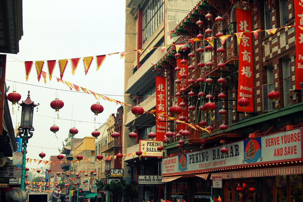 Best Restaurants Chinatown San Francisco include Mister Jiu's