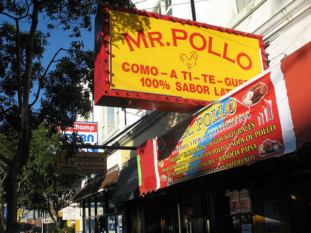 Mr Pollo is one of Things to Do in SF That Even Locals Don't Know About