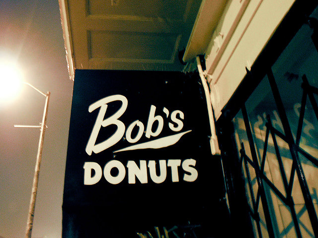 5 Things to Do in SF Before You Die-eat at Bob's Donuts
