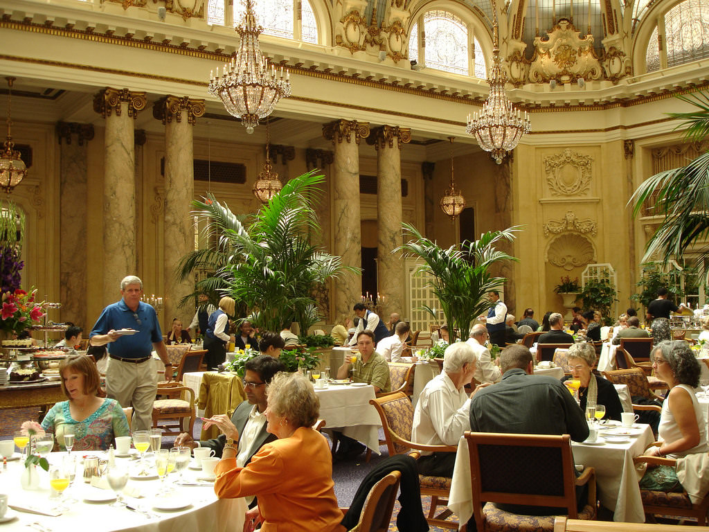 Tea at the Palace Hotel: 10 Things Everyone Should Do In SF Before They Die
