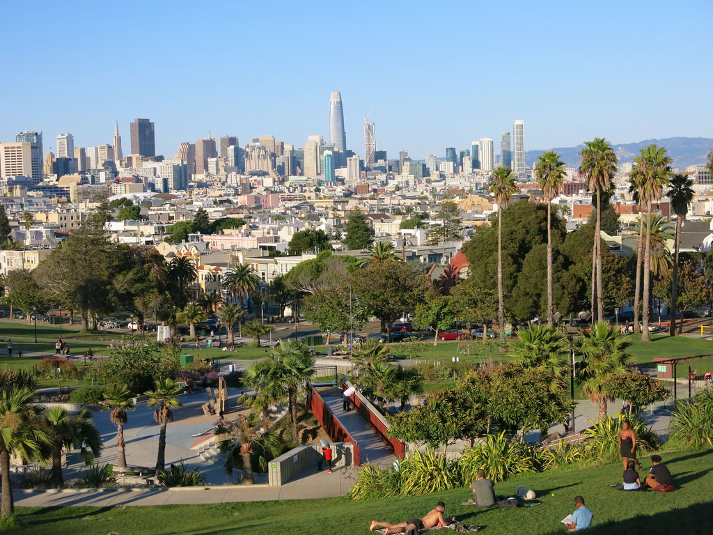 Dolores Park is one of the Ultimate Things to Do in San Francisco: