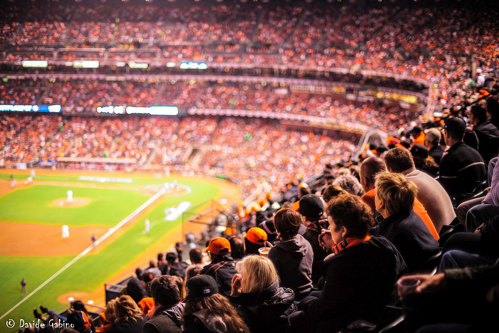 baseball game is on the list of 5 Ultimate Things to Do in San Francisco