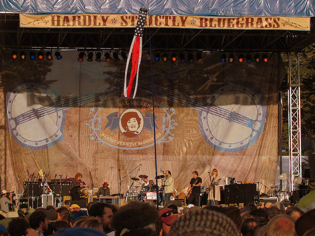 go to hardly strictly bluegrass as part of 5 Things to Do in SF Before You Die