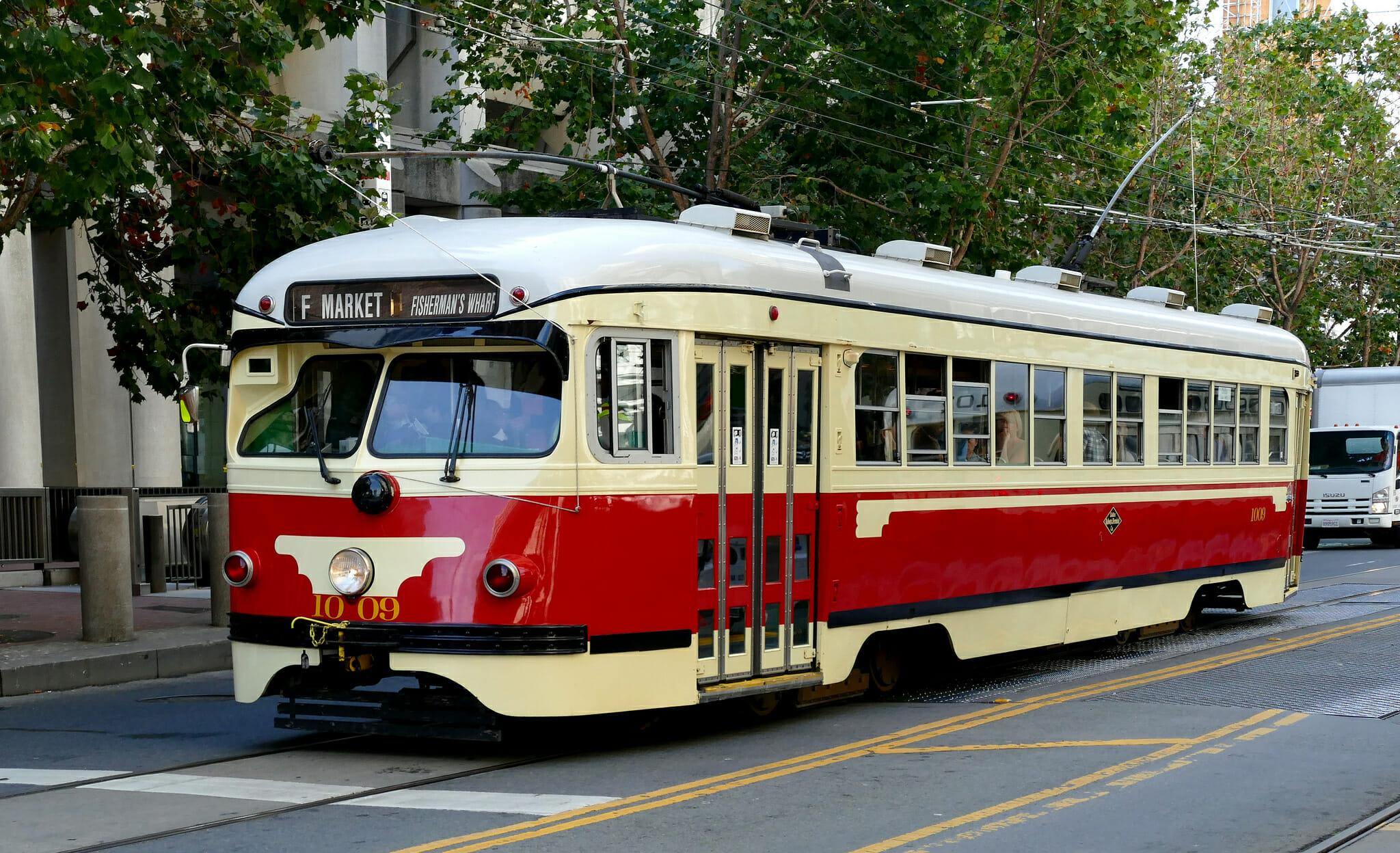 SF walking tours: SF city guides