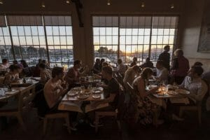 The Best Vegetarian Restaurants In San Francisco: Greens in SF with a great view