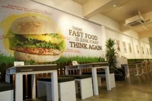 The Best Vegetarian Restaurants In San Francisco: veganburg