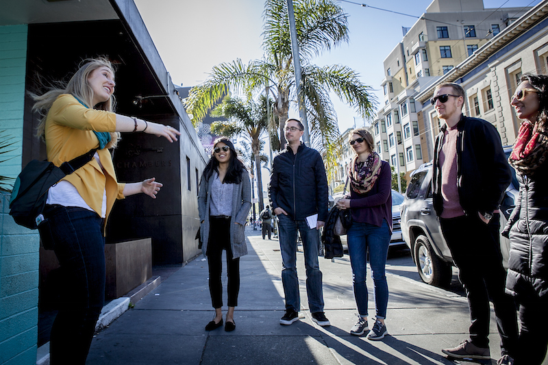 take a food tour: San Francisco Team Building Events Your Staff Will Love