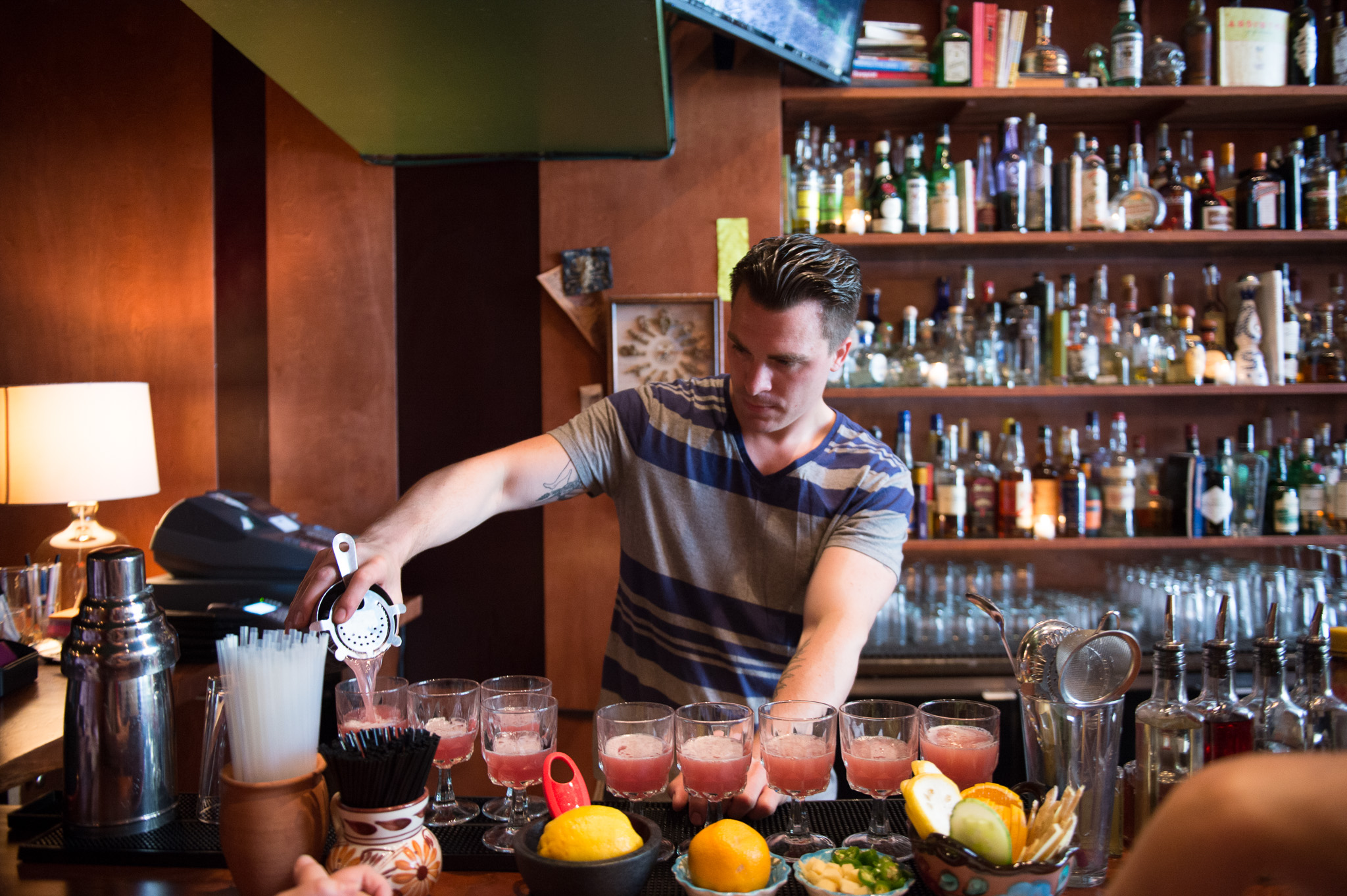 San Francisco's Most Unique Corporate Team Building Experience-take a cocktail tour