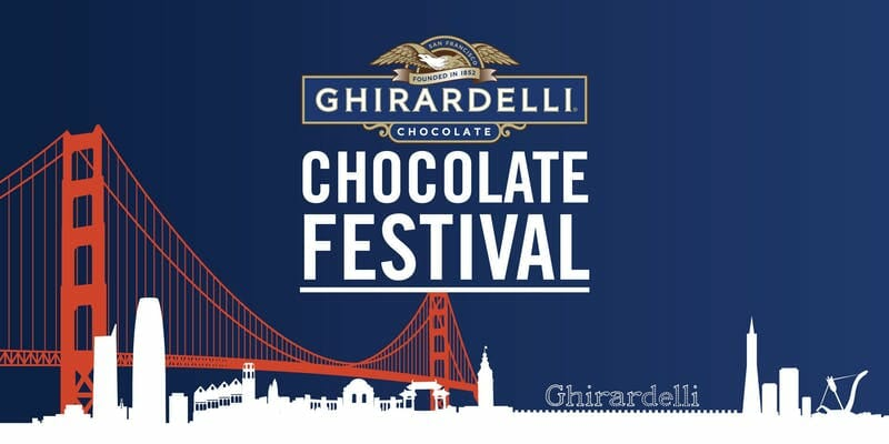 5 Summer Food Events In SF We're Looking Forward ToGhirardelli Chocolate Festival