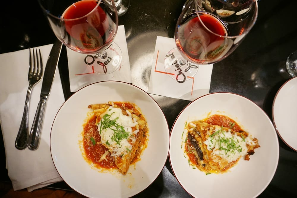 eat eggplant parm at What To Eat In North Beach-The Little Italy In San Francisco