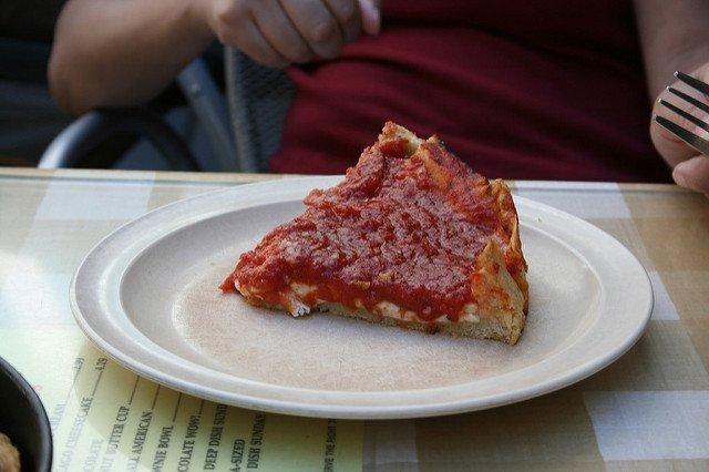 5 Best Pizza Spots in North Beach-capo's deep dish pizza