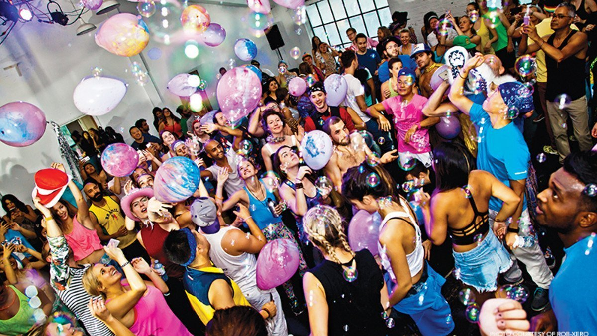 A Morning Dance Party And Brunch Best 25th Birthday Ideas In San Francisco