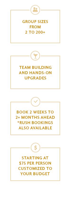 corporate team building vertical basics