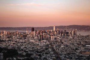 things to do and see in san francisco watch sunset over the city