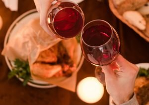 cheersing wine 50th birthday party ideas quarantine