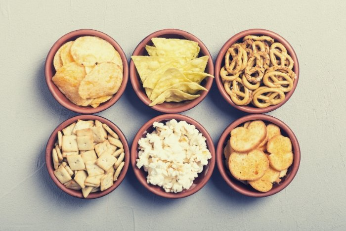 snack box for virtual conference