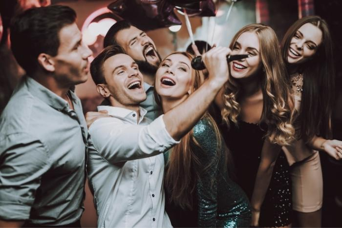 group-singing-karaoke-for-corporate-party