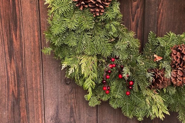 wreath-hanging-on-door