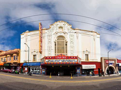 Castro Theatre in San Francisco