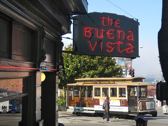 The Buena Vista Cafe San Francisco