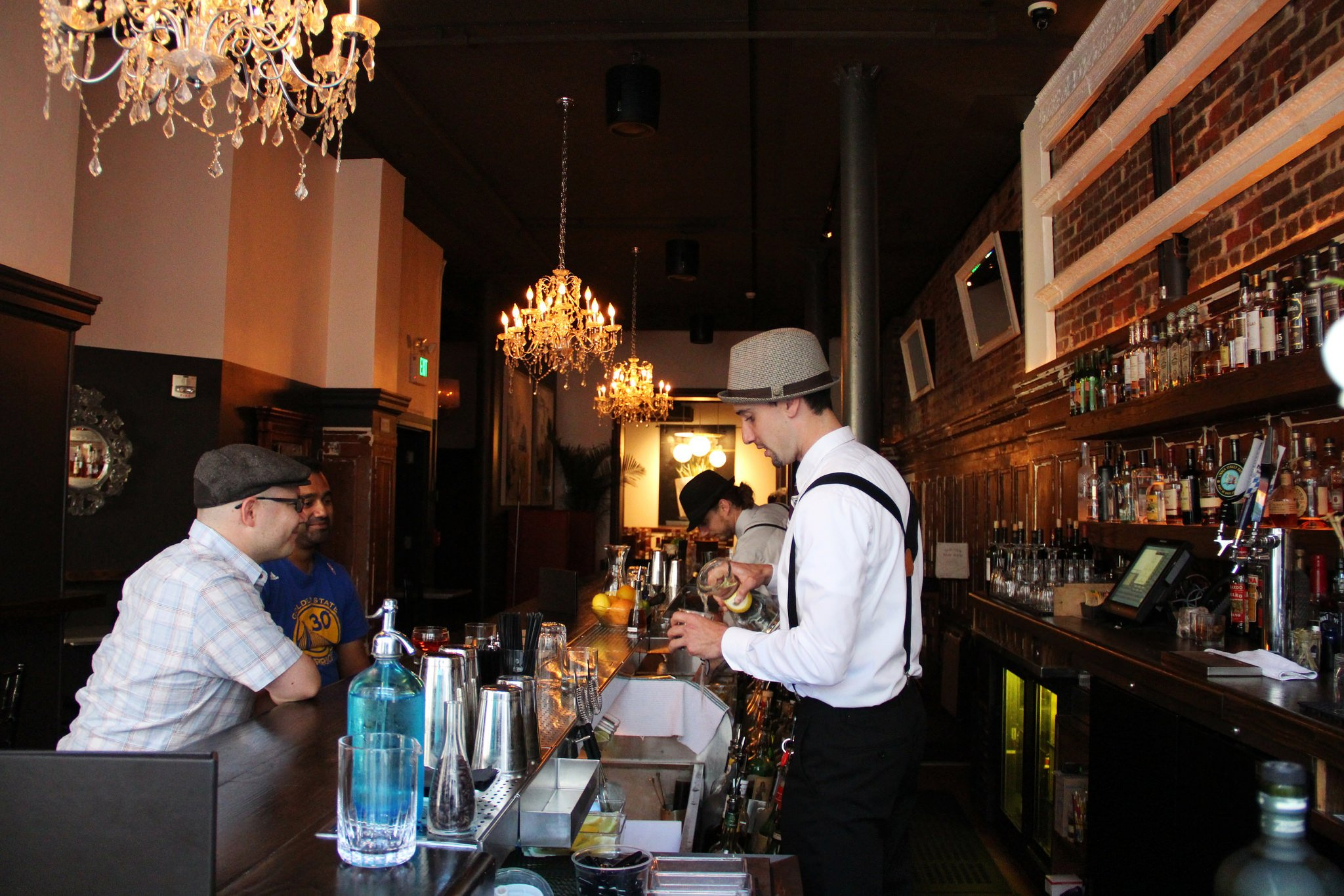 Best cocktail bars of union square in san francisco i for Bar food union square san francisco