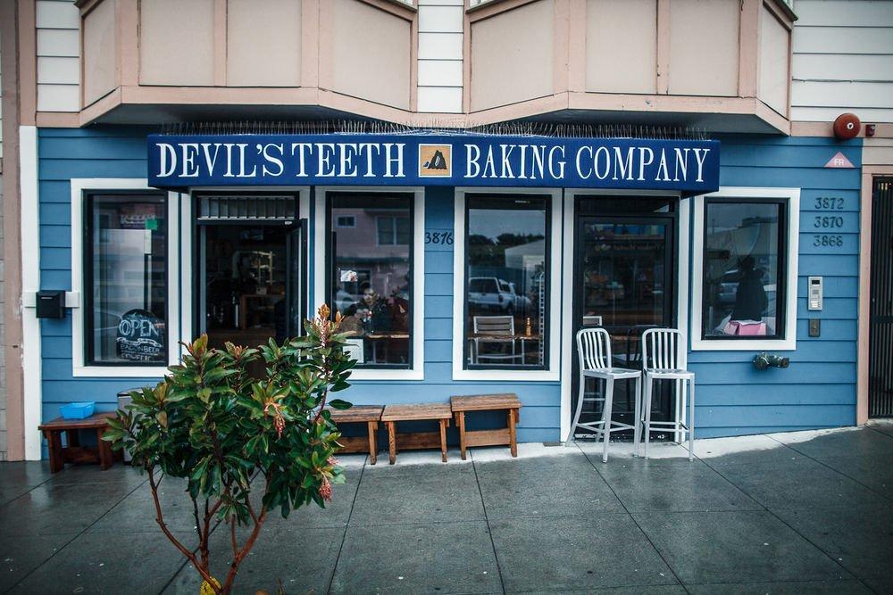 Deveil's Teeth Baking Company in San Francisco